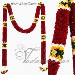 Indian Design Door Mandap Decoration Garlands
