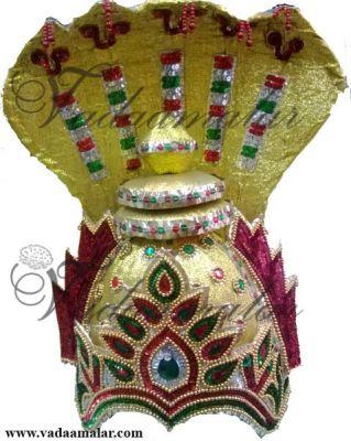 Goddess Durga Amman Crown