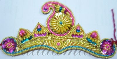 Indian King Crown for God and Goddess