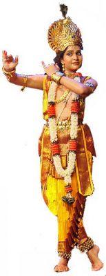 Lord Krishna Costume