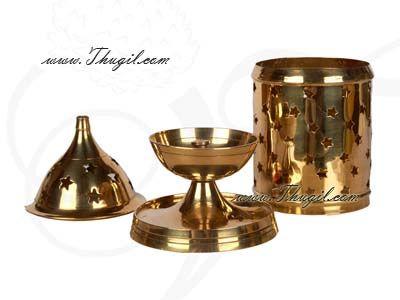 Nandadeep Diya Brass Akhand Deep Diyas Deepam