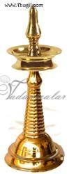 3 Feet Kerala Design Nila Vilakku Diya NilaVilakku Brass Lamp Buy Now