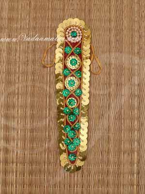 Amman Jadai With Muthu VaraLakshmi Jada Pearls buy now