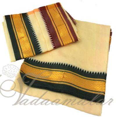 Chunni wrap cloth for Deity