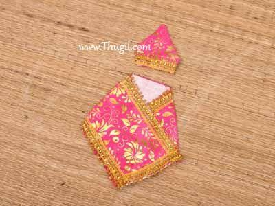 Sai Baba Dress Idol Dhoti model Vastra Costume Dress Buy 5 inches