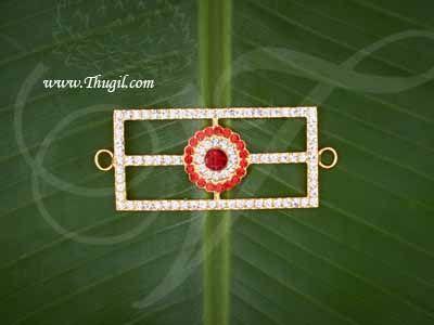 Tripundra Ornament Vibuthi Patta Pattai Lingam Jewellery Buy Now
