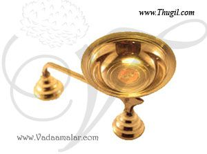 Aarti Sambrani Dhoop Brass Handle Buy Now