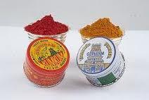 6 nos KumKum Turmeric Packets Sindoor Pottu Thamboolam Gift Packet