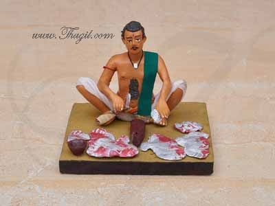 Fish Seller Golu Doll Bommai Navarathatri Buy Online