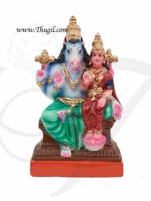 "Lakshmi Hayagriva Golu Doll Bommai Navarathatri Paper Mache 12"" Buy Online"