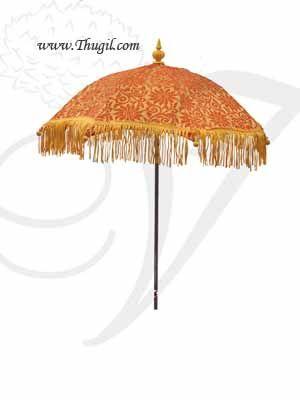 Umbrella Kodai for Puja Hindu Statue Decorations Alangaram Buy Online