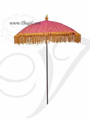 "Umbrella Kodai for Puja Hindu Statue Decorations Alangaram Buy Online 18"""