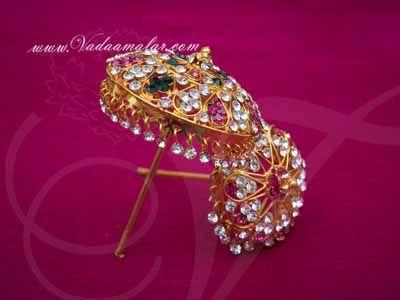"Umbrella Hindu God and Ganesha Decorations Buy Now 2.7"""
