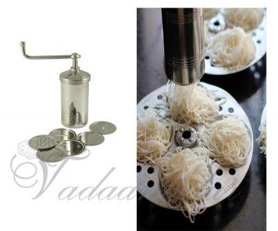 Idiyappam Maker murukku maker with 6 plates