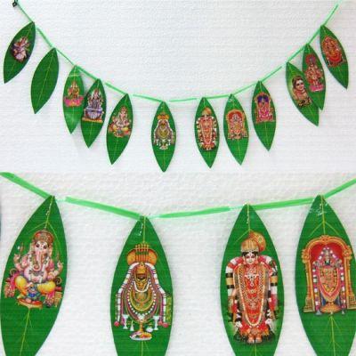 5 meters Mango Leaf Toran