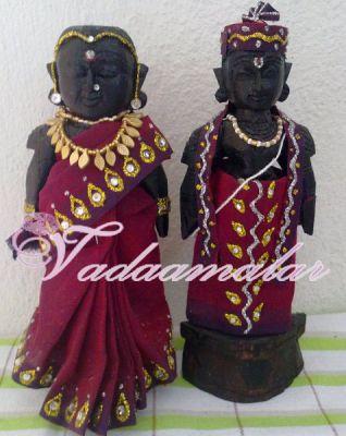 Married Marapachi dolls