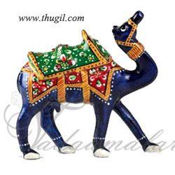 Beautiful Meenakari worked camel