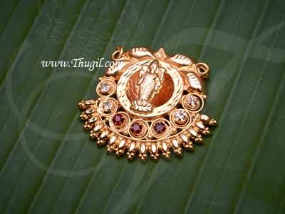 Lakshmi Design Elegant Goddess  Pendant buy online