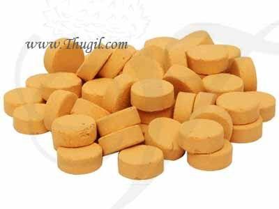 250 gms Sandal Scented Tablets Candanam Tablet Buy Online Now