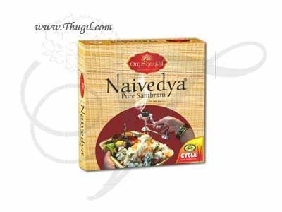 Naivedya Cup Sambrani Pooja Samagri from India Shop Online Now