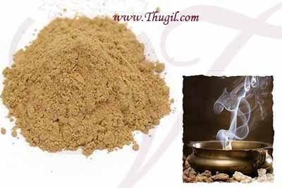 Sambrani Powder Loban Pooja Samagri from India Buy Now - 50 gms