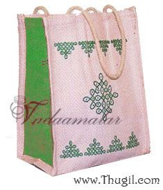 Jute Pouchs Wedding and Pooja Pouch Buy Online