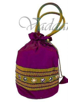 Reusable Eco friendly Wedding Gift Cloth bags.
