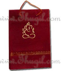 Indian wedding and engagement gift festivals paper bag bags for Return Gifts