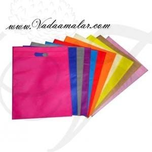 100 nos 12 x 9 inches Non woven pouch Wedding Return Gifts thamboolam pouches bags Buy Now