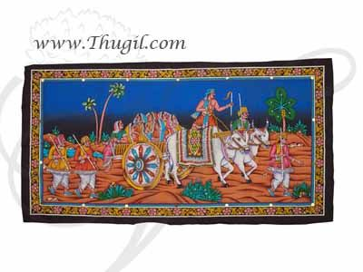 Indian Wedding Group Poster on Unframed Cloth Printed Buy Now