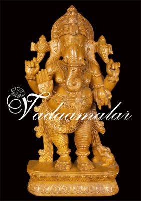 Lord Ganesha Vinayagar stage back drop