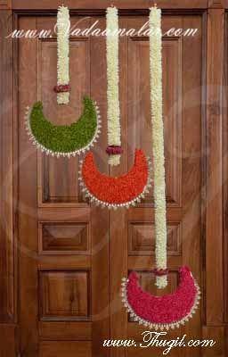 Unique Flowers Designs Indian Wedding Festival Home Decoration Mandap Hanging Buy online