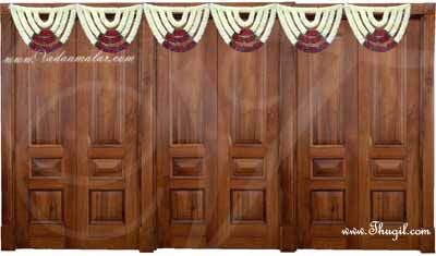 Latest design Toran Decoration for Festival, Wedding, Mandap available