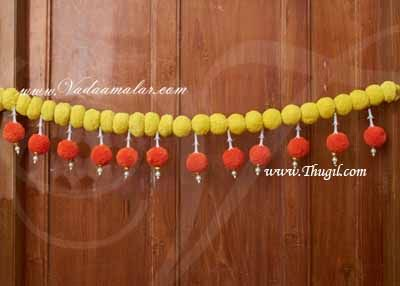 Marigold Samriddhi Flowers Available For Decorations Buy Samanthi Flower