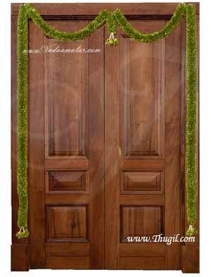 Artificial Garlands Doorway Decorative Synthetic Fabric Garland Malas Washable Buy