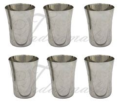 New Design High Quality Stainless Steel 6 Pieces Tumbler Set