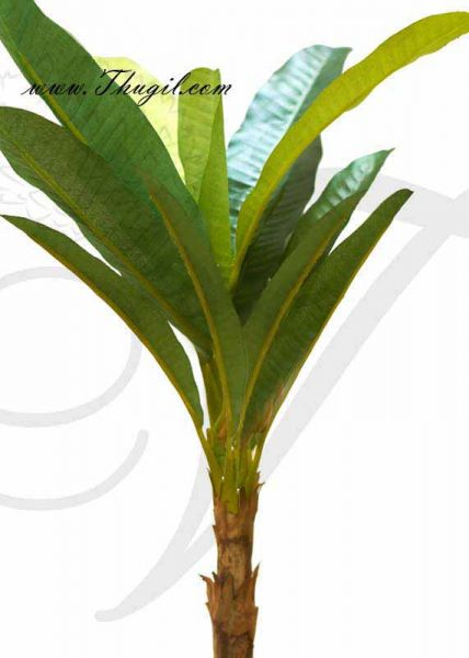 Banana Tree Plastic Artificial Small For Decoration Buy Now 10 inches
