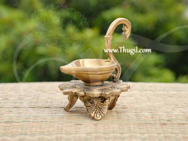 Decorative Diya with Handle and Stand Buy Online