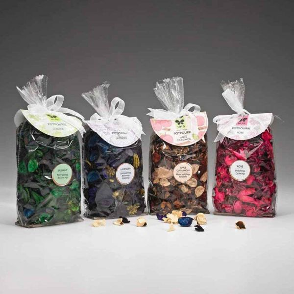 IRIS Lavender Fragrance PotPourri Indian Gift Buy Now