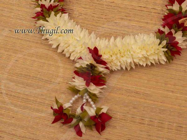 Wedding Artificial Flower Indian Design Garlands Buy Now 31