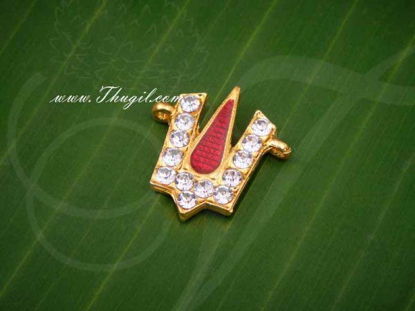 Vishnu Namam Jewellery For Statues Idols Buy Now
