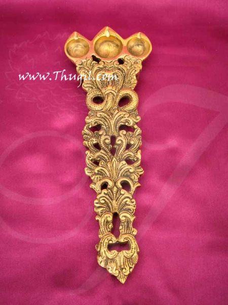 Brass Aarathi Dhoop Pooja Arti Buy Now 10 inches