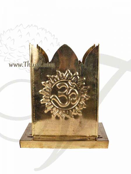 Sreekart Brass Decorative Tulsi Pot Tulasi Maadam 7 Inches Buy Online Now