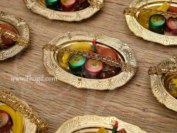 Gift Bag KumKum Turmeric Set Thamboolam Bag Function Buy Now 10 pieces