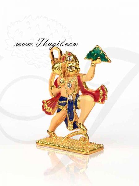 Lord Hanuman Desktop Car Dashboard Anjaneya Small Statue Buy Now 2