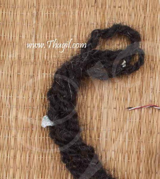 Indian Drishti Woolen Thread Kambali Kayiru to Ward of Evil Eye Buy now