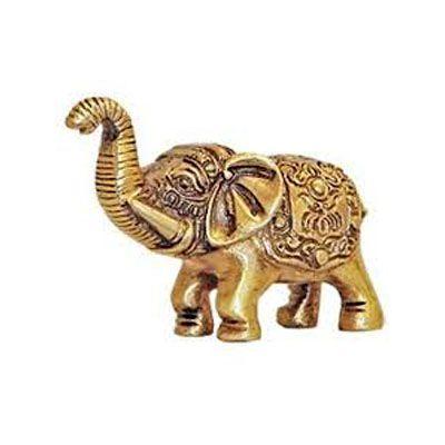 Brass Elephant Statue Indian Haathi Buy Now 2