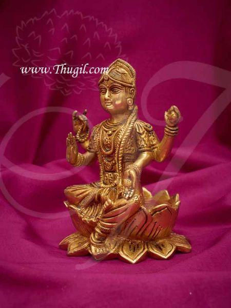 6.5'' Goddess Balambika Staute Brass balambigai Buy Now
