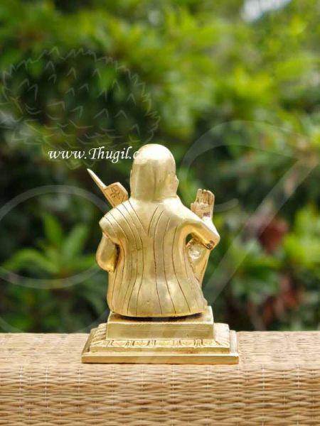 Brass Statue of Kanchi Maha Periyava Buy Now 7