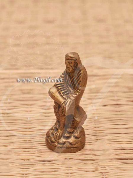 Lord Sai Baba Brass Statue idol Buy Now 2
